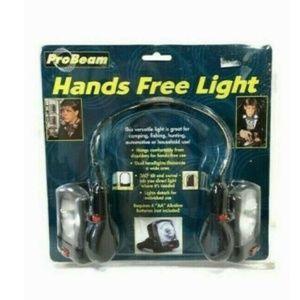 ProBeam Hands Free Light Hunting Fishing Camping